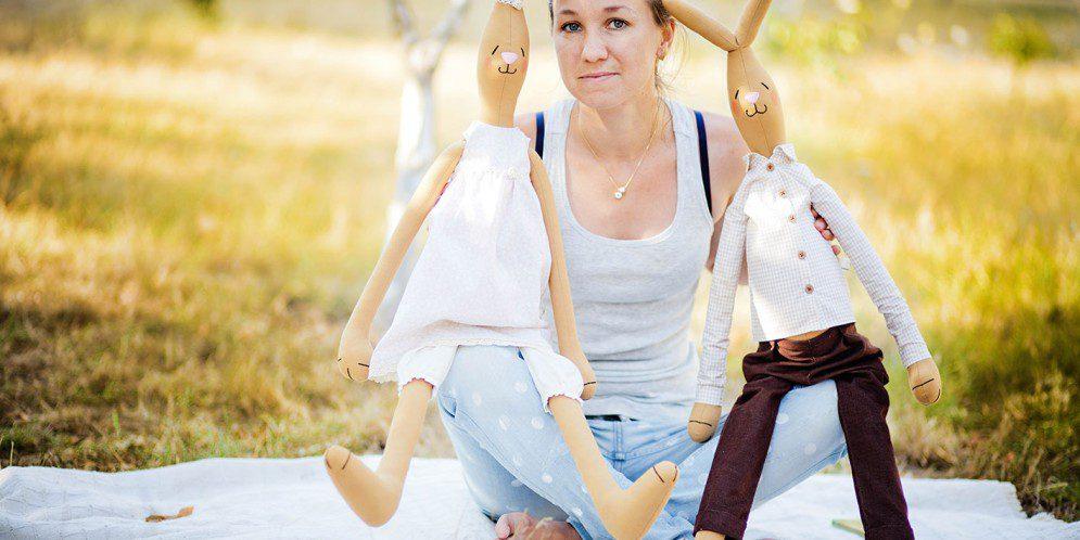 Знакомтесь, мое хобби – куклы тильдa