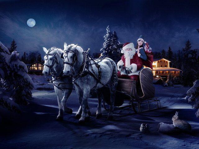 2014-й: год Синей Лошади с изумрудным оттенком