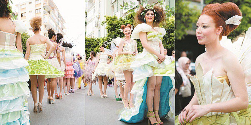 Фоторепортаж  с апрельских фестивалей в Турции