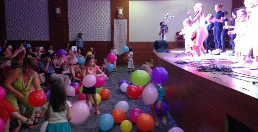 Международный День защиты детей в Анталье