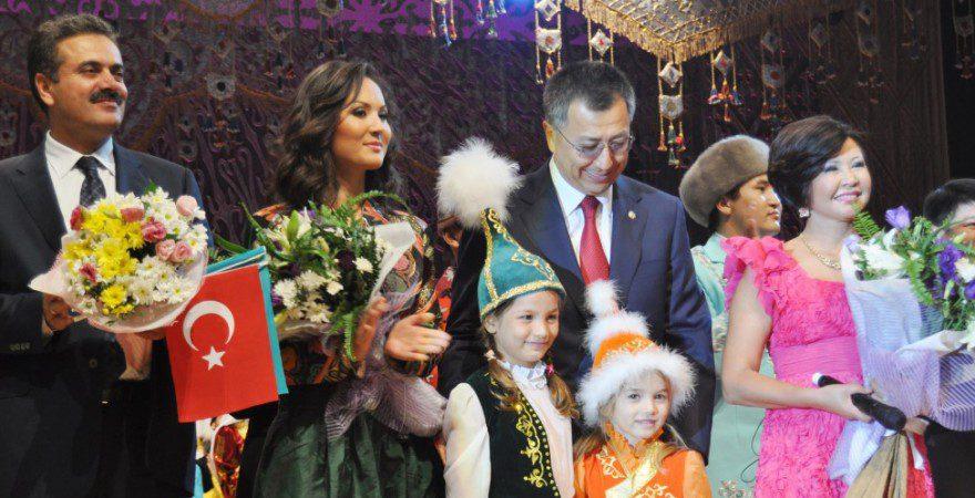 Жансеит Туймебаев: О Стратегии «Казахстан-2050»  и инвестиционном сотрудничестве Казахстана и Турции