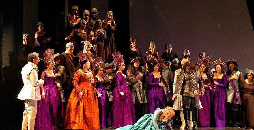 Анна Чубученко – наш голос в опере Турции