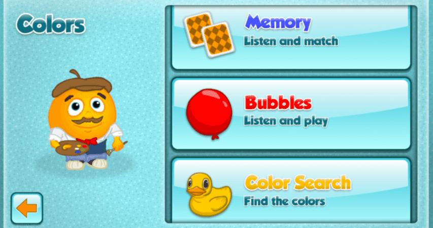 «Мобильный» английский для детей