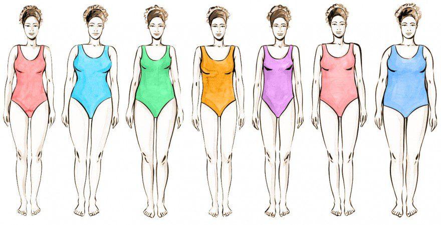Подбираем одежду по типу фигуры — Часть 2