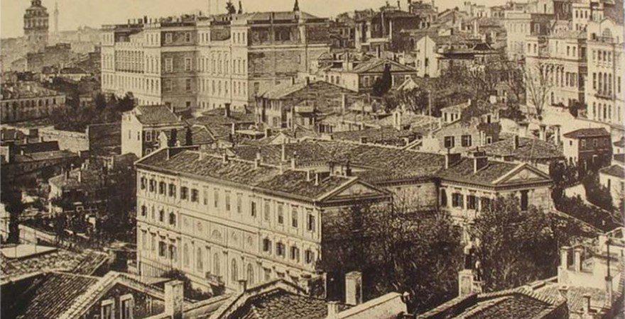 Русский дворец в Стамбуле (Часть 2)