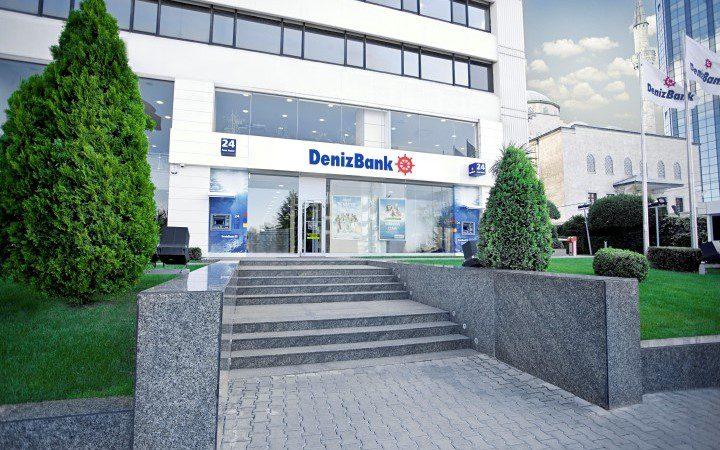 DenizBank: в Турции как дома!