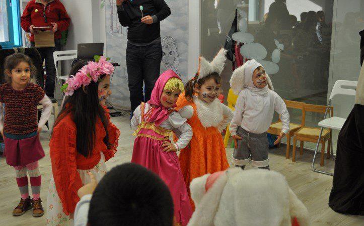 «Сказка про  Масленицу»  в Стамбуле