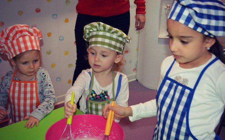 Мой лучший пекарь: кулинарный мастер-класс в OlİPolİ