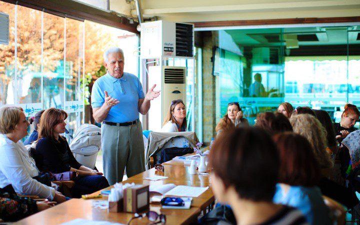 Биоэнергетический сеанс в Измире