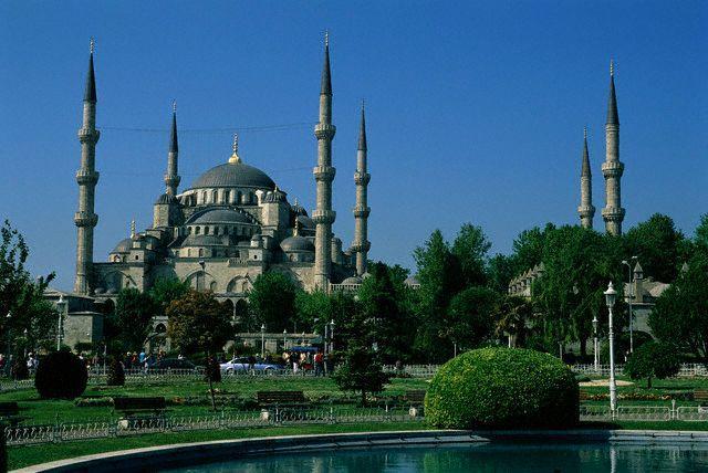 В Турции построят мечеть, посвященную Иисусу Христу