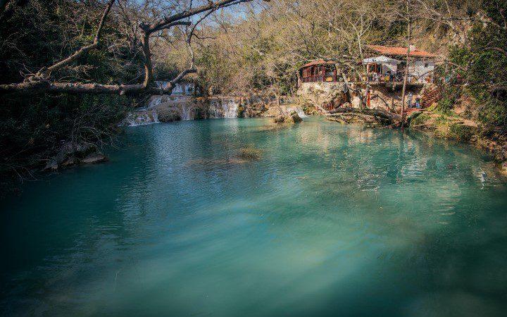 Куршунлу: Умиротворение и шум водопада