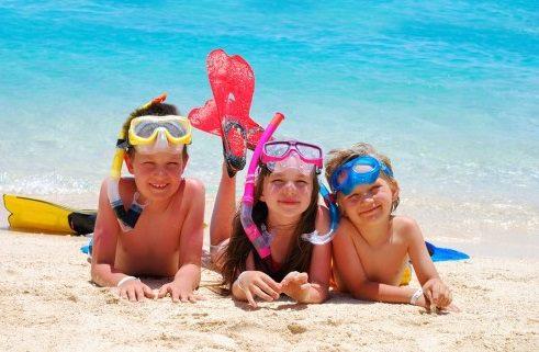 Летний отдых детей в Турции