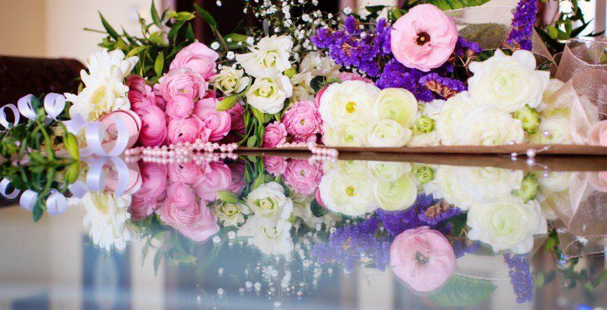 Мастер-класс: Букет невесты и бутоньерка