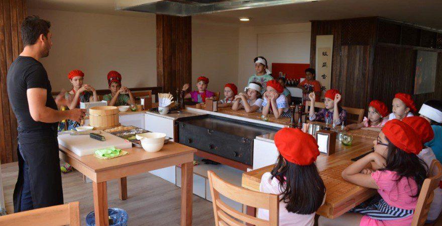 Кулинарная школа Ananas