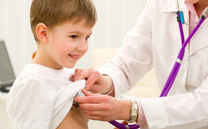 Здоровье детей под контролем!