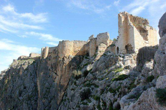 В Турции обнаружена древняя гладиаторская арена