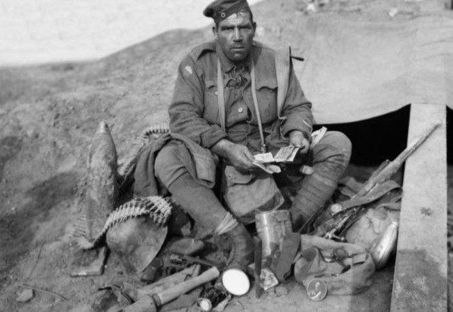 Выставка фотографий «Контуры Первой Мировой войны»