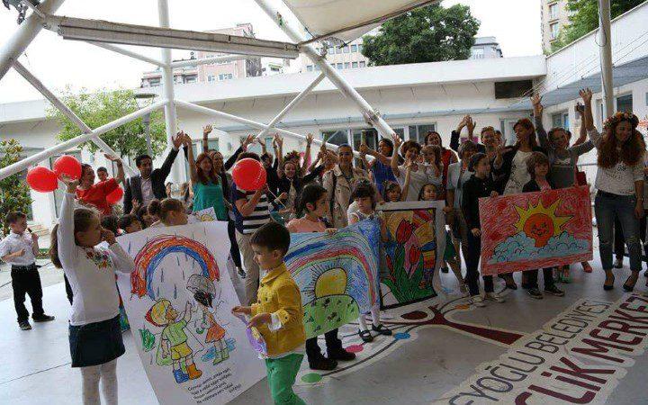 Второй фестиваль детского творчества «Солнечный круг»