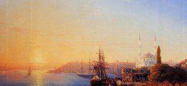 Выставка «живых» картин Айвазовского  в Стамбуле