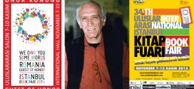 34-я Международная книжная выставка в Стамбуле