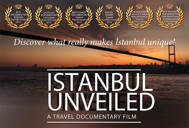 Показ документального фильма о Стамбуле
