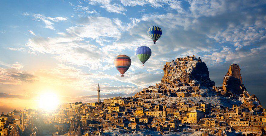 В Турции пройдет второй фестиваль Cappadox