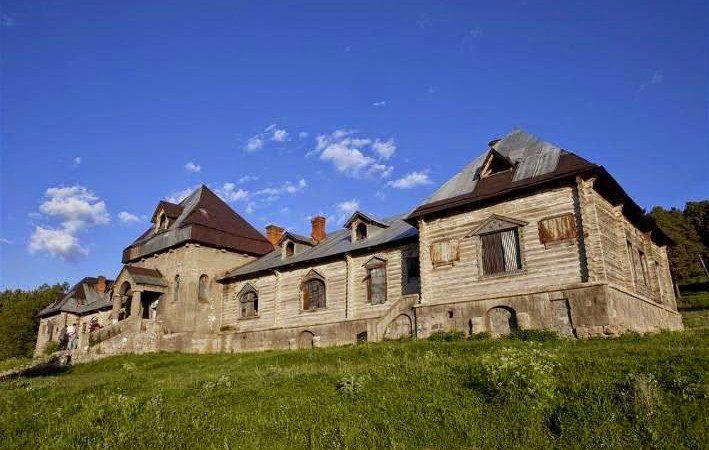Дом Николая II в Карсе