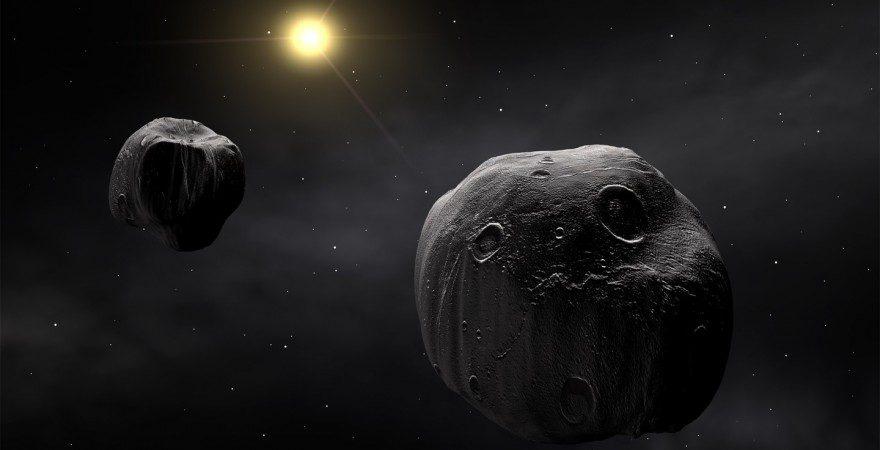 В погоне за метеоритом