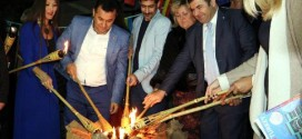 Вечер дружбы народов в Алании