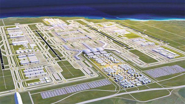 Название третьего стамбульского аэропорта определит народ