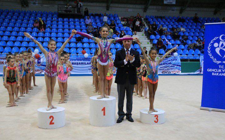 Чемпионат Турции  по художественной гимнастике