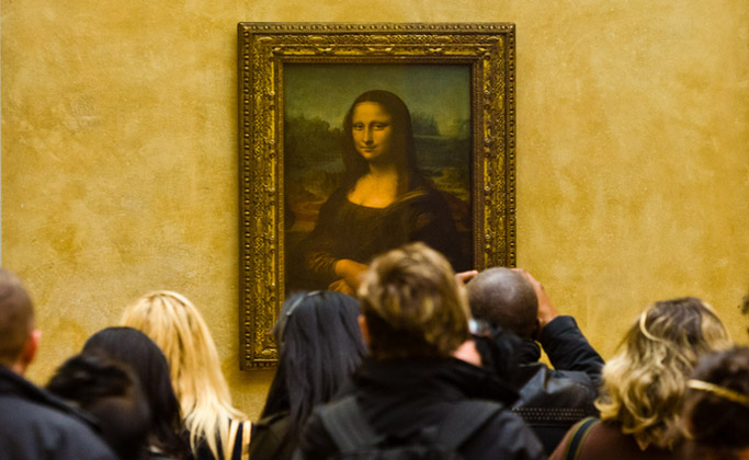 Под слоем краски «Мона Лизы» есть еще один портрет