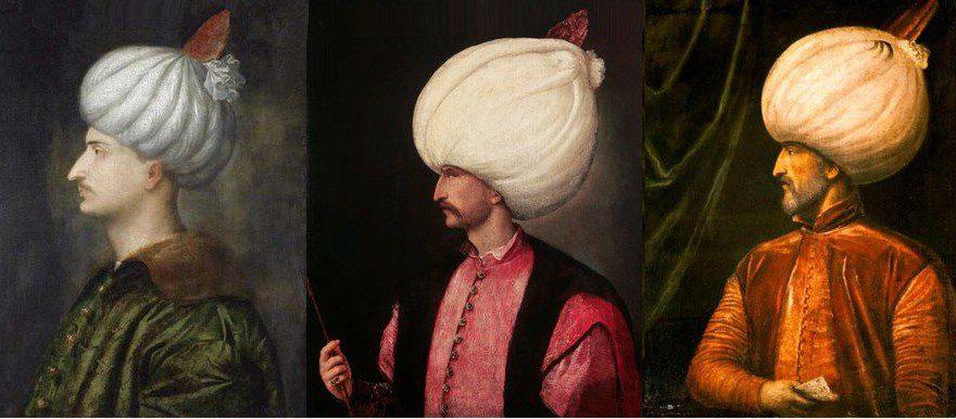 Найдено захоронение Сулеймана Великолепного