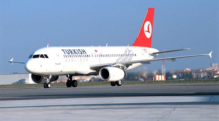 Турецкие авиалинии открывают новые маршруты