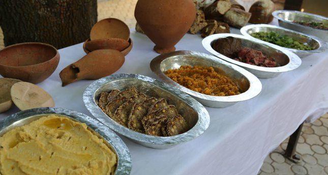 Кухня 4000-летней давности была воссоздана современными поварами
